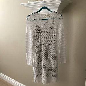 Michael Kors Crochet Dress